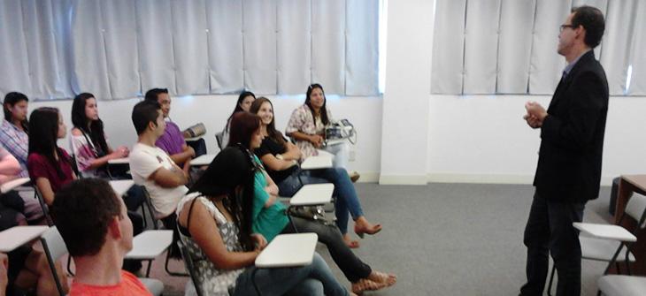 Visita dos Alunos da Pitágoras em Junho de 2012