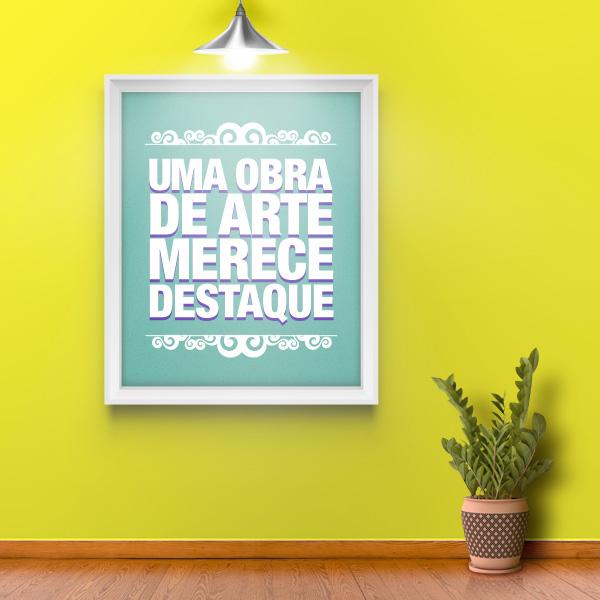 Obra de Arte - World Design Day Grafitusa