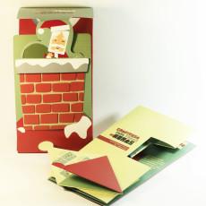 Cartão de Natal - Grafitusa