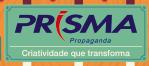 Campanha da Prisma promove a transformação através da criatividade.
