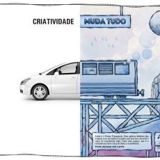 Anúncio Prisma - Carro
