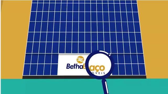 Nova campanha da Betha