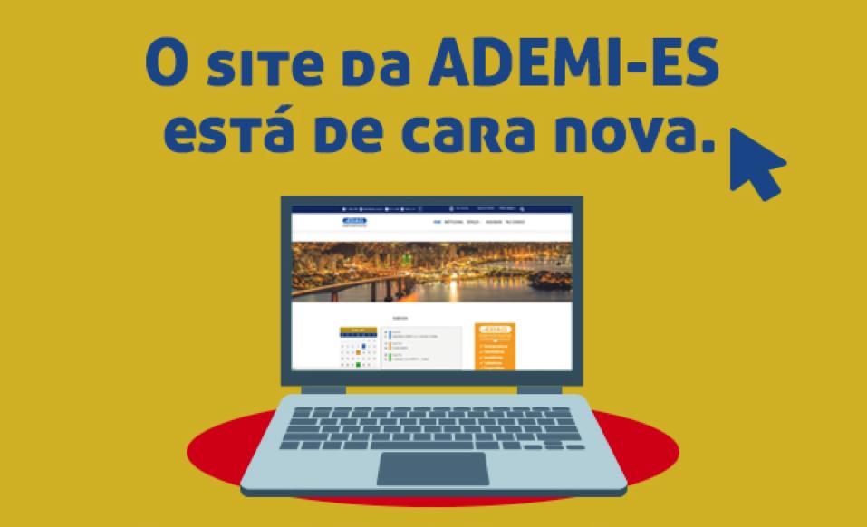 Novo site da ADEMI