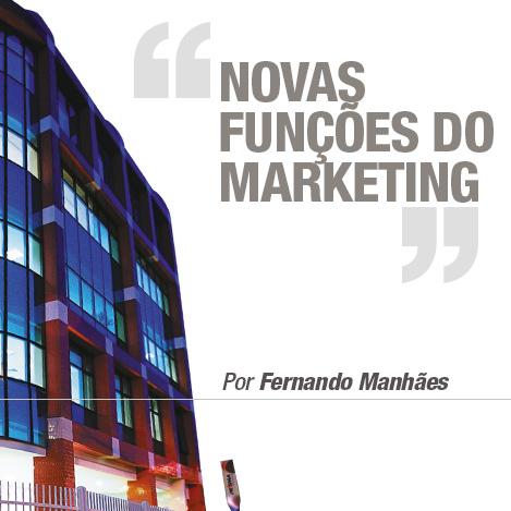 Novas funções do Marketing